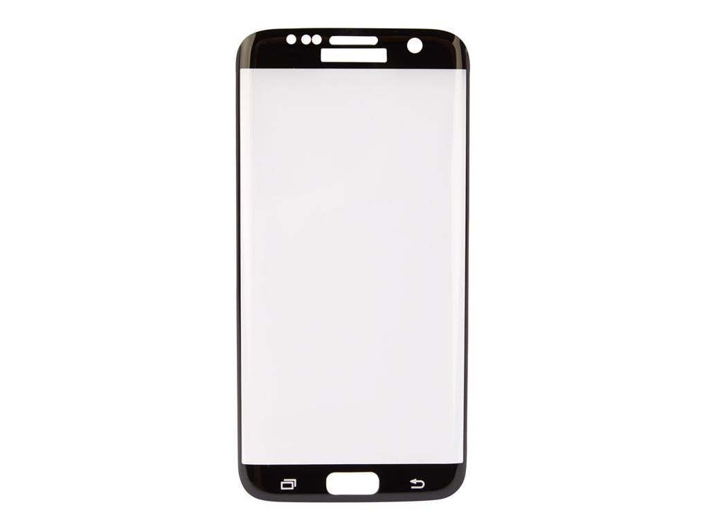 Atredo - Beskyttelsesglas til Samsung Galaxy S7 Edge - Inklusiv klud og renseserviet