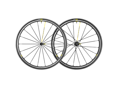 Mavic Ksyrium Pro UST - Tubeless Hjulsæt inkl. dæk - Sram/Shimano - 700x25c