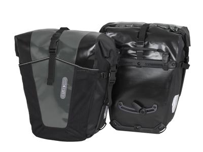 Ortlieb Back-Roller Pro Classic - 2 stk. cykeltasker - 2 x 35L Sort/grå