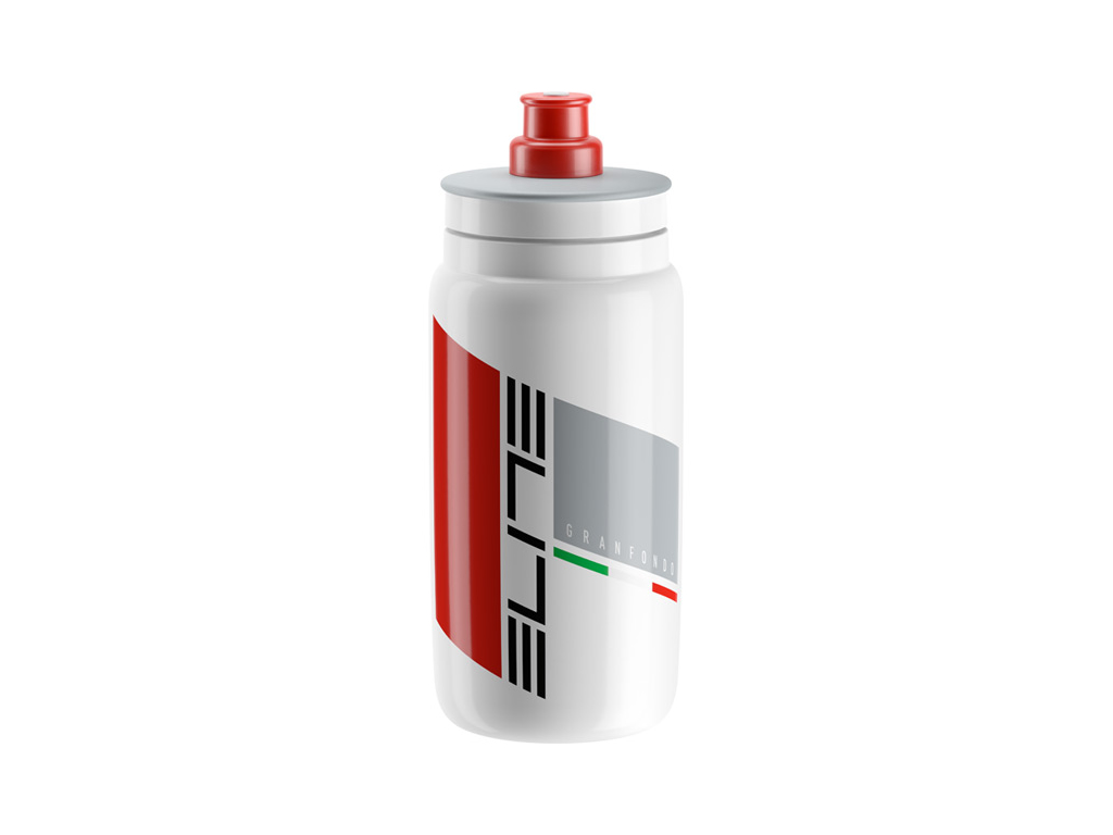 Image of   Elite Fly - Drikkedunk 550ml - 100% Biologisk nedbrydelig - Grannfondo - Hvid