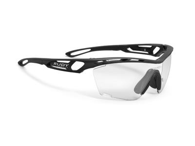 Rudy Project Tralyx Slim - Löpar- och cykelglasögon - Impactx Fotokromatiska 2 - Svart