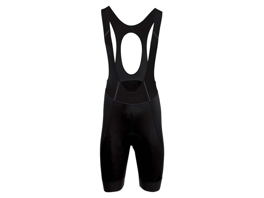Image of   AGU Bibshort Switch - Cykelshort med seler - Sort - Str. L