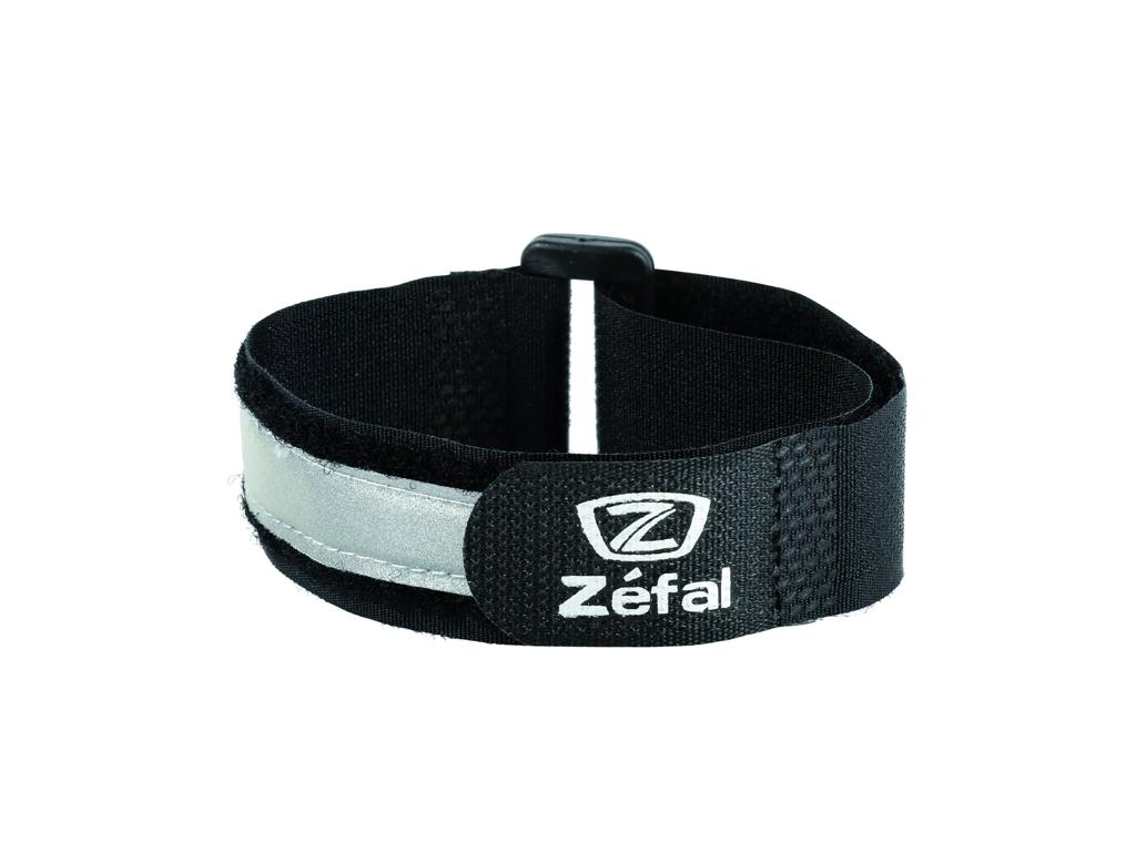Zefal buksebånd - Sort - 2 stk. med velcro luk thumbnail