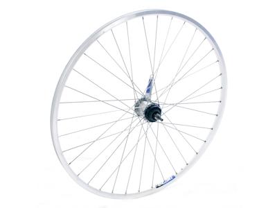 Connect bakhjul - 700c - Shimano nexus 3 växlar - Ryde Zac19 fälg - Silver