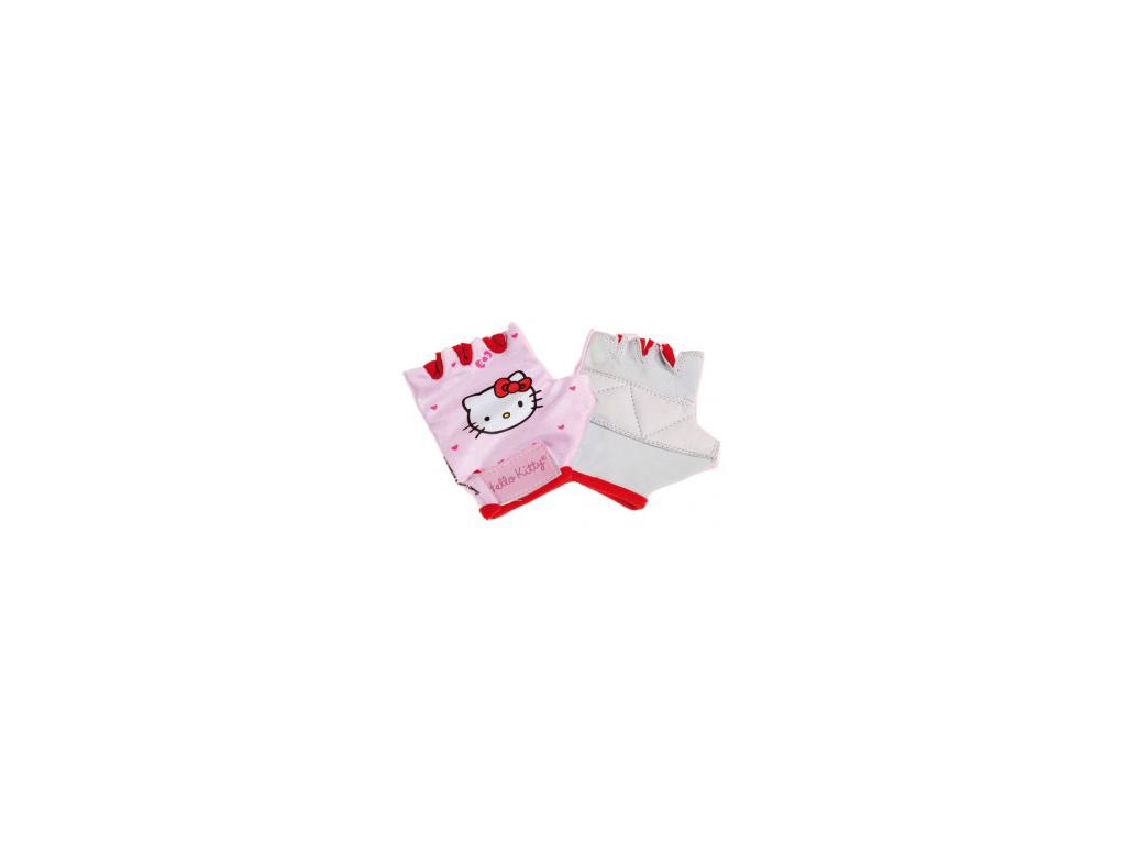 Image of   Cykelhandske til børn Hello Kitty