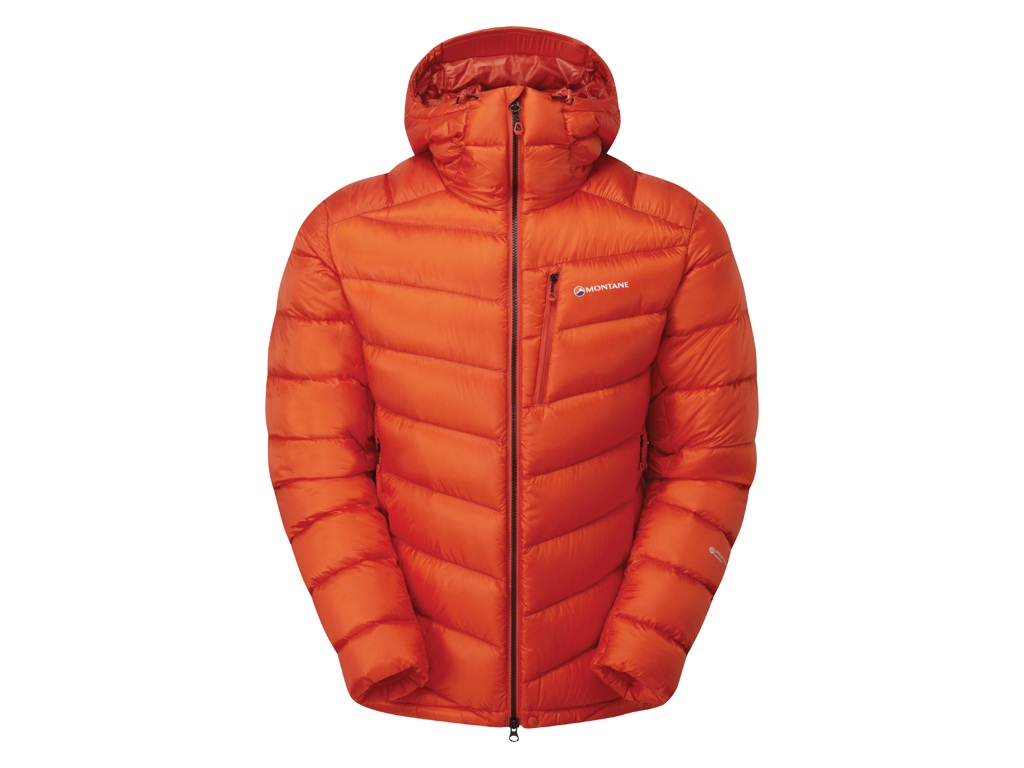 Montane Anti-Freeze Jacket - Dunjakke - Herre - Orange - Str. L thumbnail