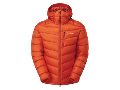 Montane Anti-Freeze Jacket - Dunjakke - Herre - Orange - Str. M