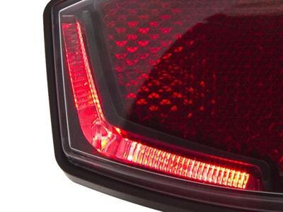 Baglygte Spanninga LINEO XB 2 LED