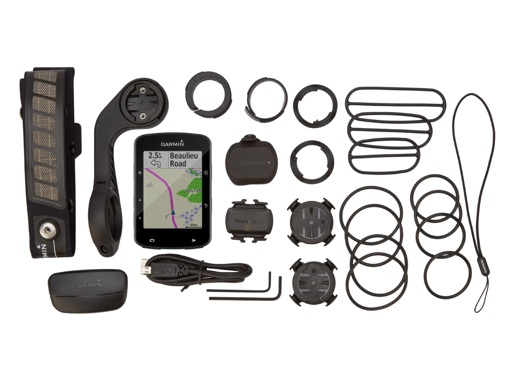 Garmin Edge 520 Plus sensor-bundle - GPS Cykelcomputer thumbnail