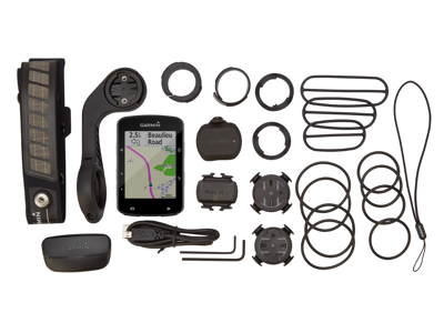 Garmin Edge 520 Plus sensor-bundle - GPS Cykeldator
