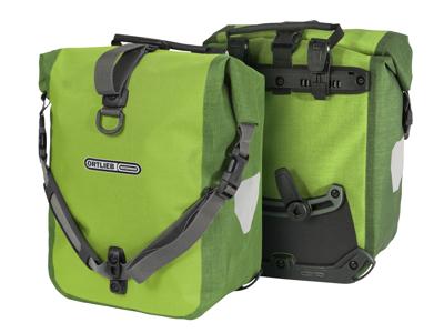 Cykelväska Ortlieb Sport-Roller plus lime/grön