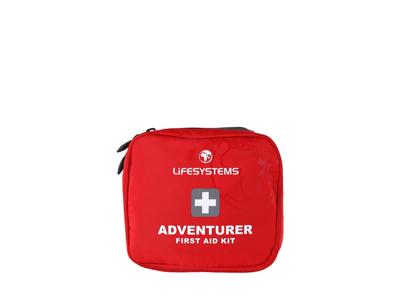 LifeSystems Adventurer First Aid Kit - Första hjälpen kit - Röd