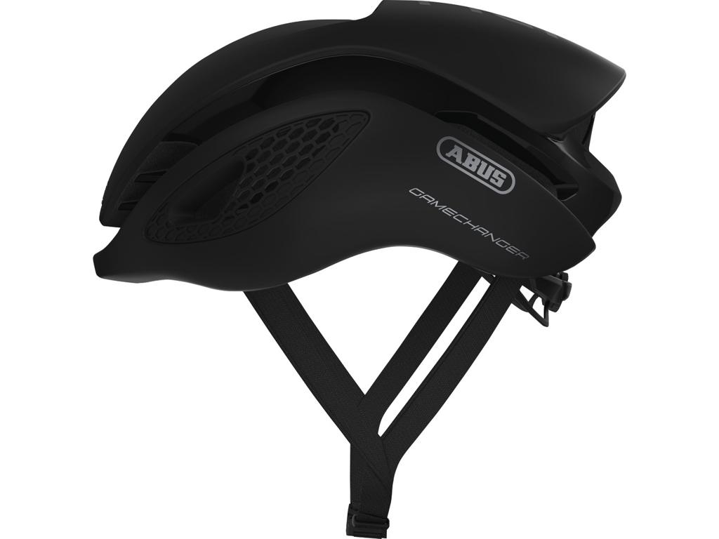 Image of   Abus GameChanger - Aero cykelhjelm - Matsort - Str. L