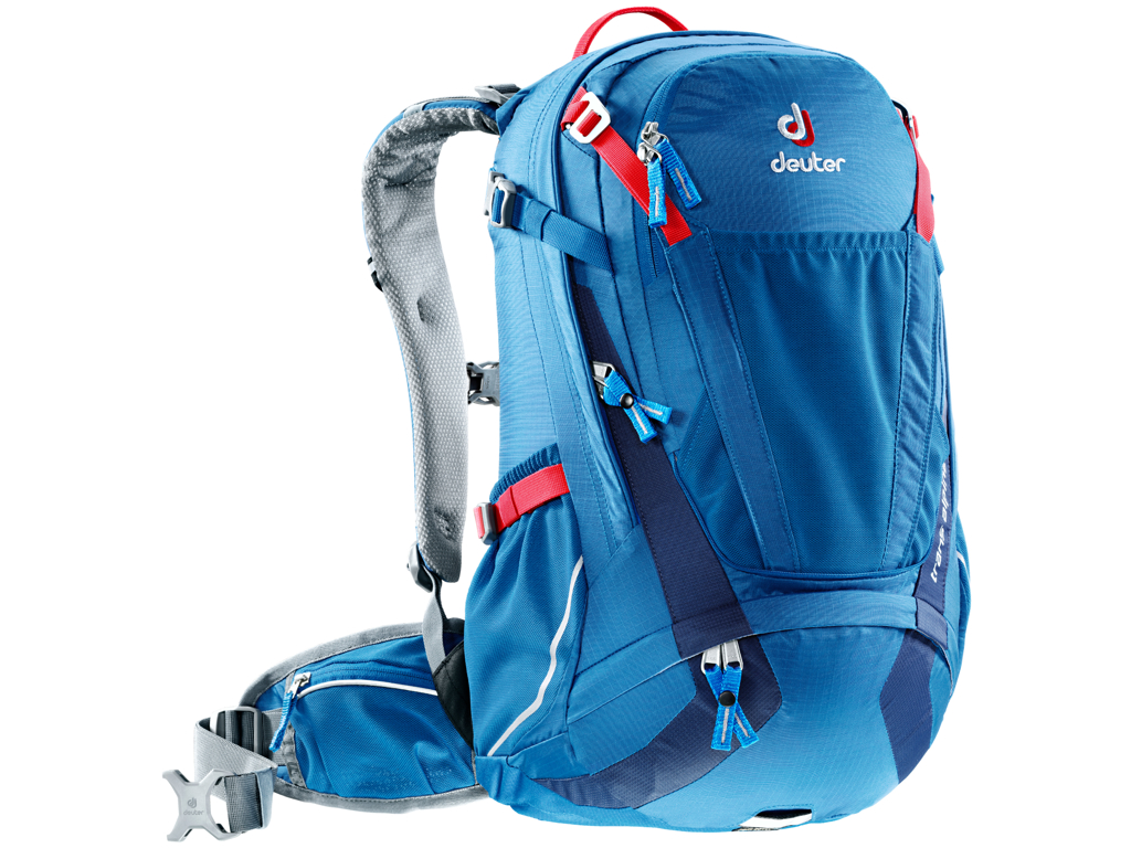 Image of   Deuter Trans Alpine - Rygsæk - Bay-midnight - 24 liter