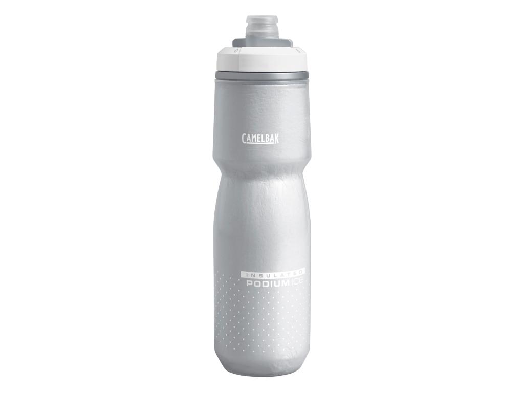 Image of   Camelbak Podium Ice - Drikkeflaske 620 ml - hvid - 100% BPA fri