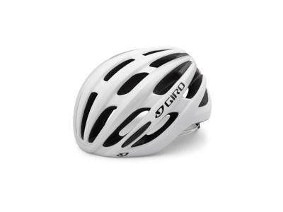 Giro Foray - Cykelhjelm - Mat Hvid/Sølv