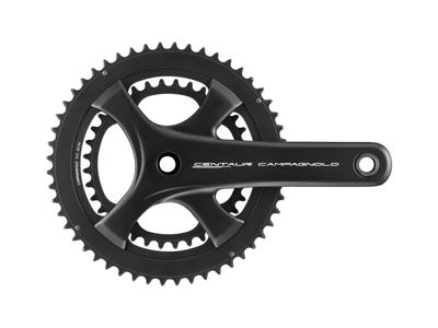 Campagnolo Centaur - Kranksæt 34/50 tands 2 x 11 gear - 172,5mm pedalarme