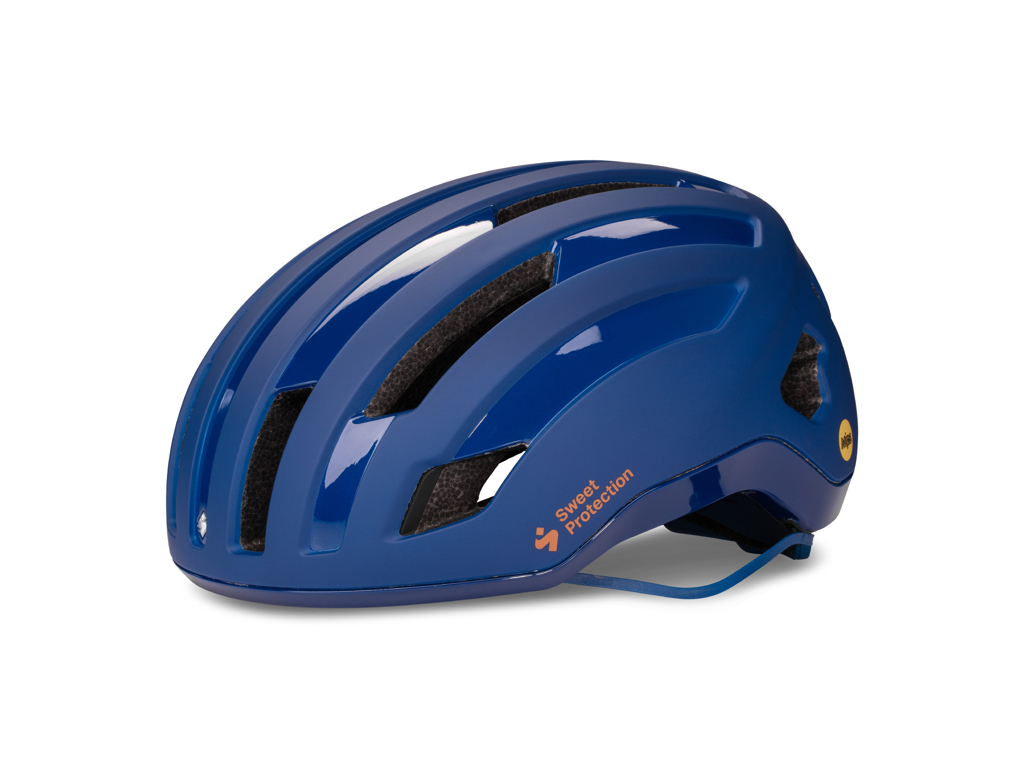 Sweet Protection Outrider MIPS - Cykelhjelm - Mat navy - Str. M thumbnail