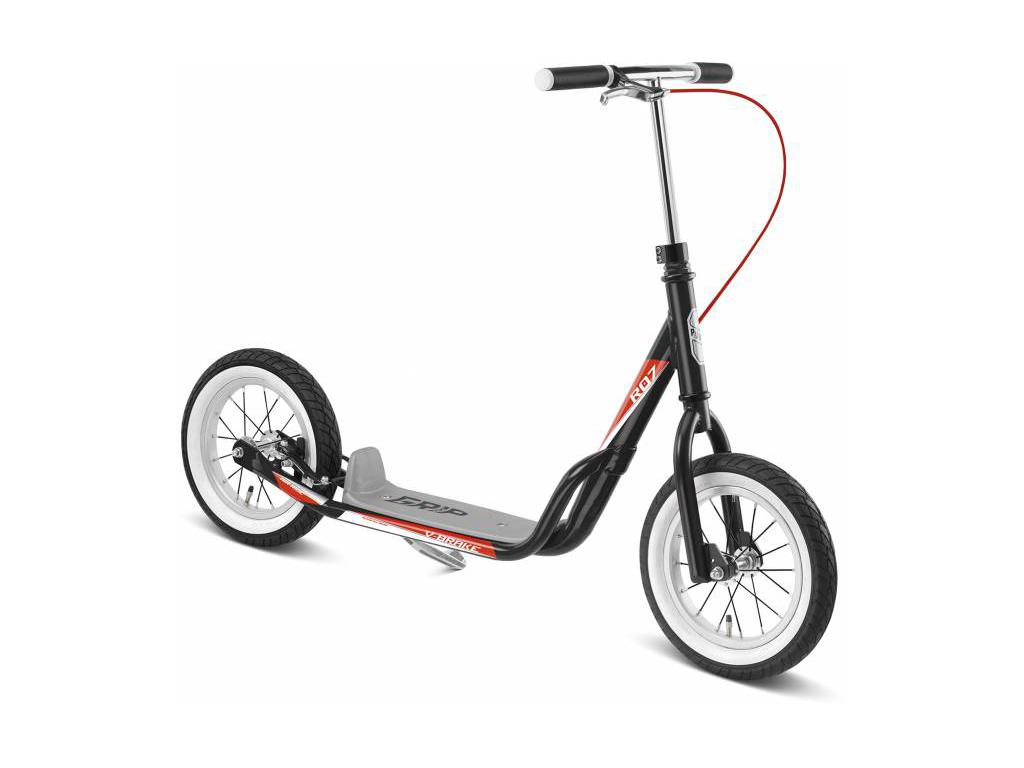 Image of   Puky R 07 L - Løbehjul til børn fra 110 cm - Sort