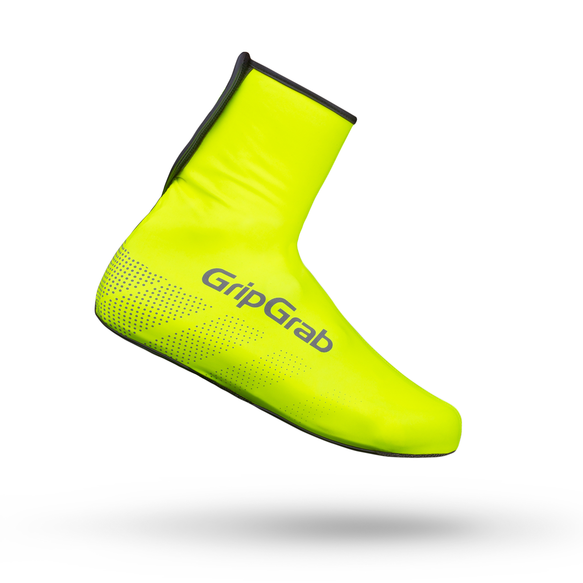 GripGrab Ride Waterproof Hi-Vis 2029 - Vandtæt skoovertræk - Neon Gul | shoecovers_clothes