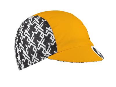 Assos Assosoires GT Cap - Kasket - Orange - One Size