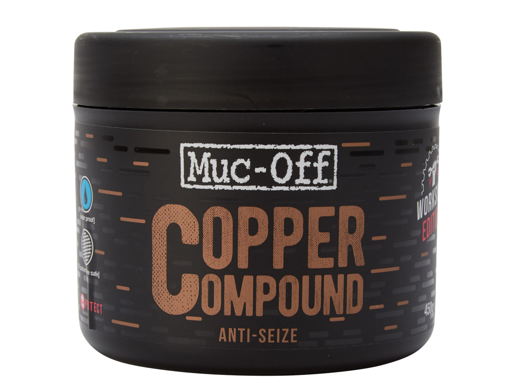 Image of   Muc-Off Copper Compound Anti-Seize - Kobberfedt - 450 gram