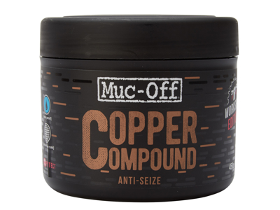 Muc-Off Copper Compound Anti-Seize - Kobberfedt - 450 gram