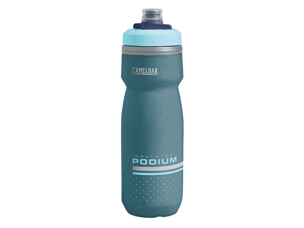 Camelbak Podium Chill - Vattenflaska 620 ml - Teal - 100% BPA fri