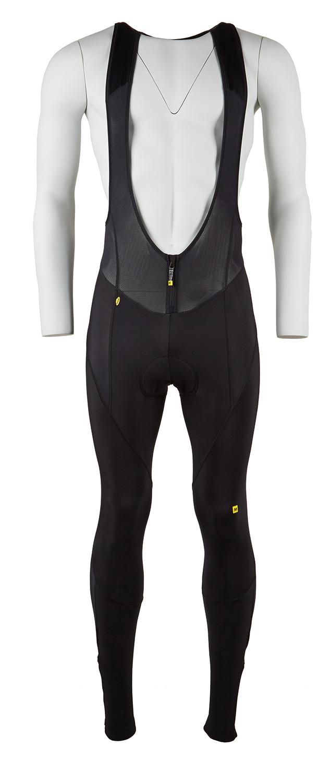 Mavic Club - Vinter bib tight - med pude - Sort | Trousers