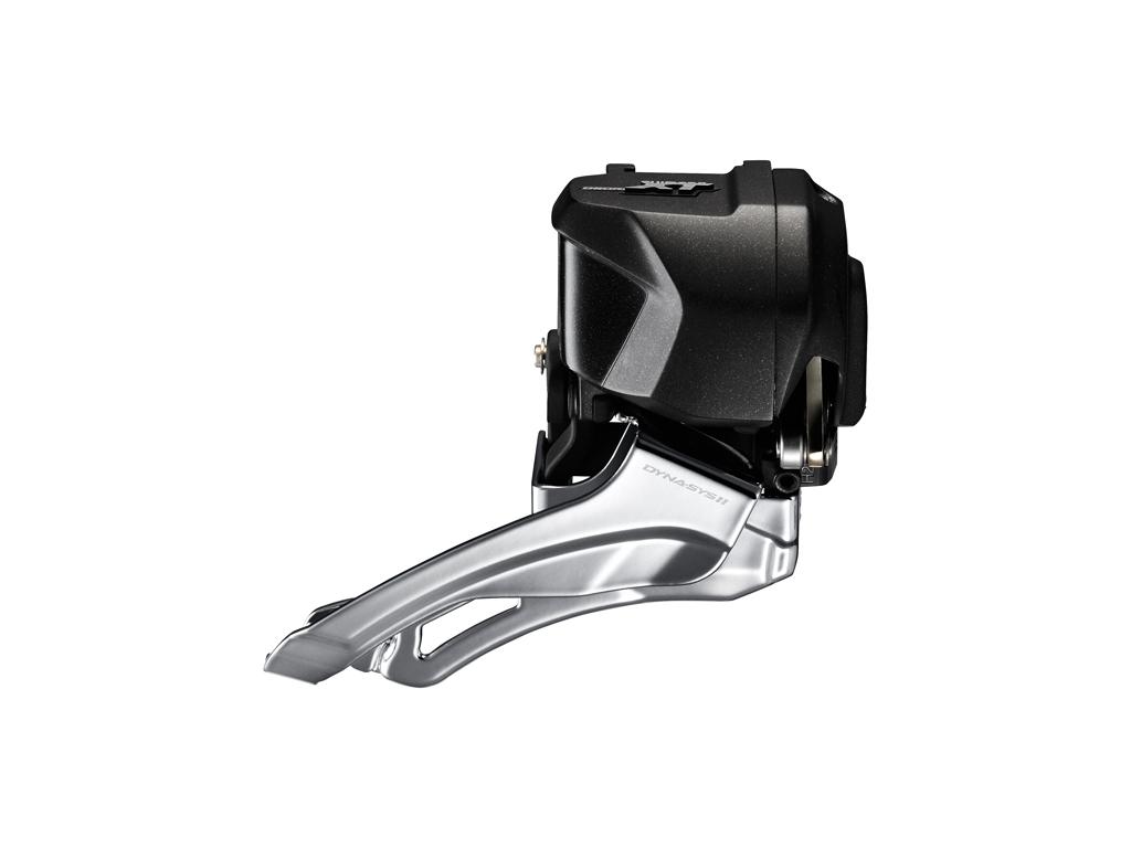 Image of   Shimano XT FD-M8070 - Elektronisk Forskifter Di2 - 2 x 11 gear til direkte montering