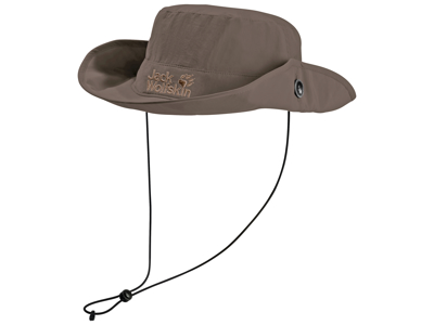 Jack Wolfskin Supplex Mesh Hat - Unisex - Kakibrun