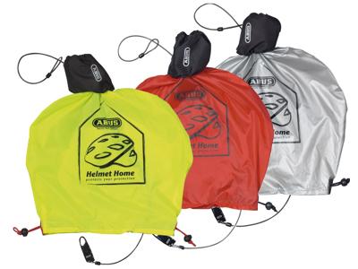 Hjelmopbevaring Abus helmet home med lås