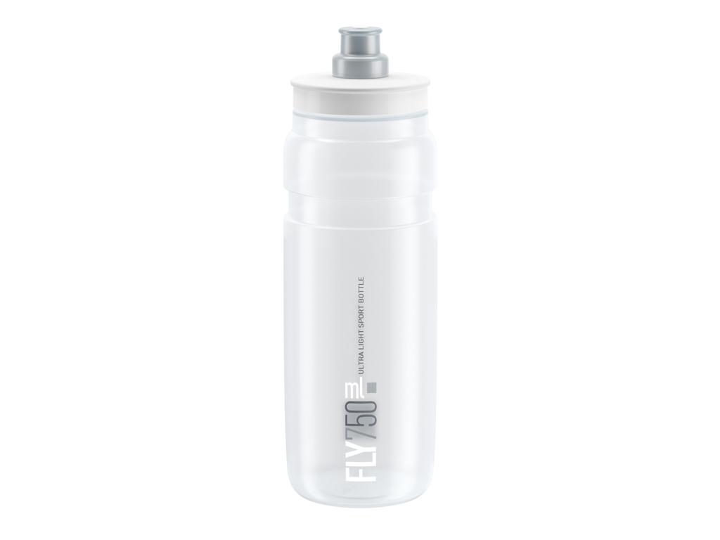 Image of   Elite Fly - Drikkedunk 750ml - 100% Biologisk nedbrydelig - Klar med grå logo