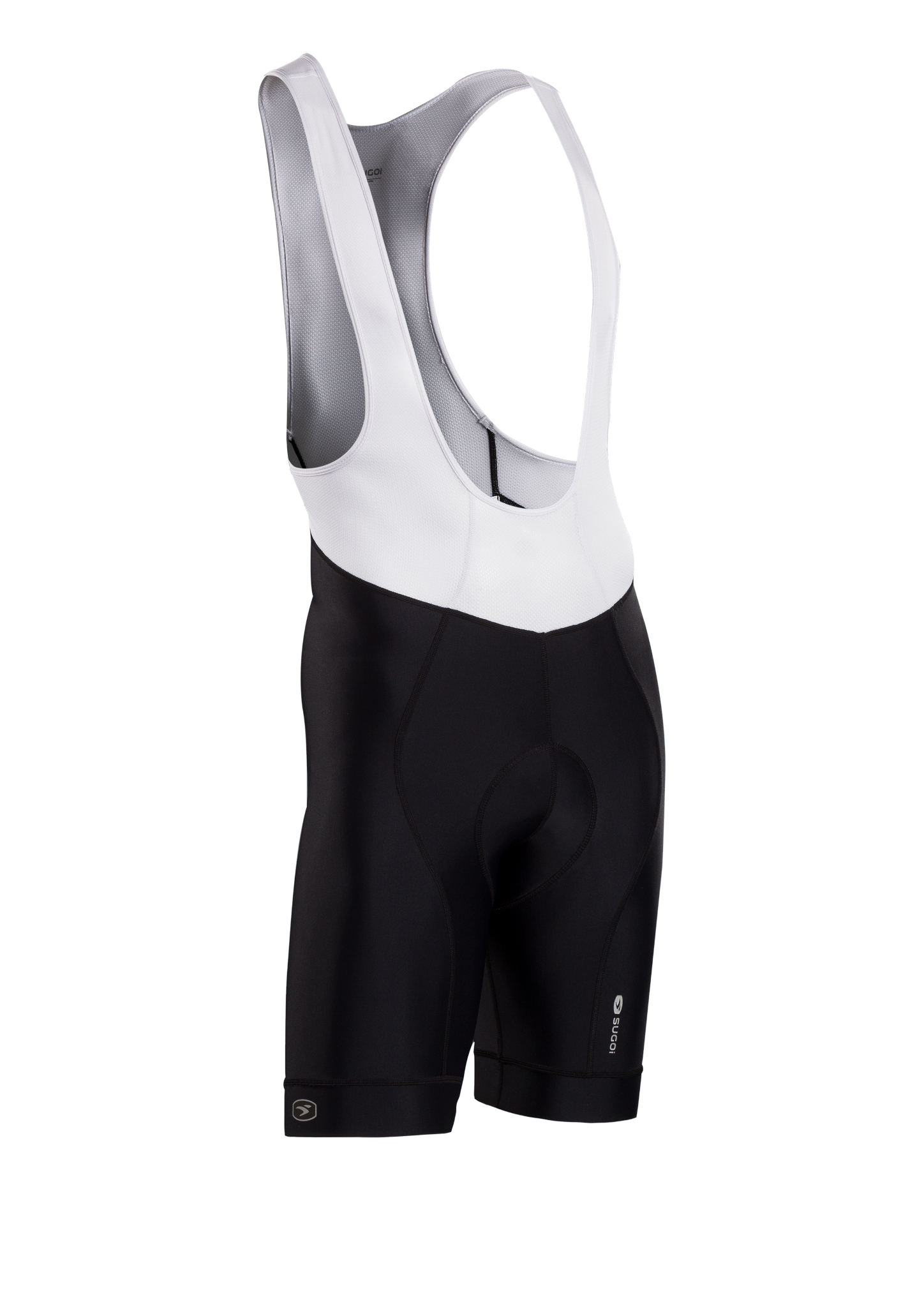 Sugoi Classic - Bib Shorts med pude - Sort | Trousers