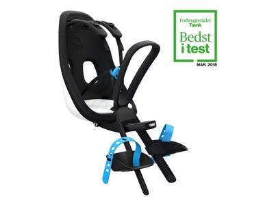 Thule Yepp Nexxt Mini - Cykelstol med 5-punktssele - Hvid
