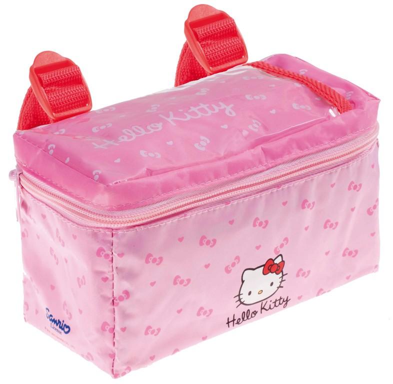 Hello Kitty - Styrtaske til børnecykel | Handlebar bags