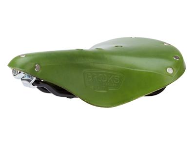 Cykelsadel Brooks B17 Standard Læder Grøn
