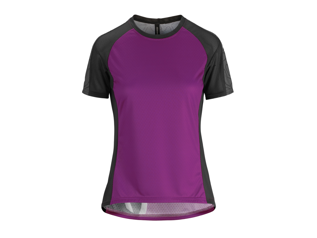 Image of   Assos Trail Womens SS Jersey - Cykeltrøje MTB - Dame - Lilla - Str. M