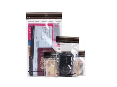 LifeVenture DriStore LocTop Bags - Vandtæt opbevaring til værdigenstande - 3 stk