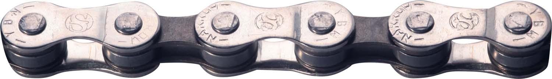 YBN - Kæde 8 Gear - S8-S - 116 Led - Sølv/Brun | Chains