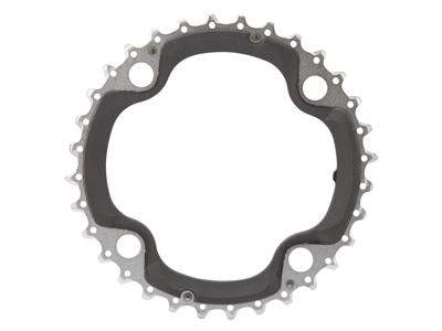 Klinge 32 tands Shimano XT FC-M780 Triple 10 gear