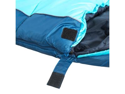 Trespass Echotec sovepose - 4 sæsoner - 230 x 85 x 55 cm - Blå