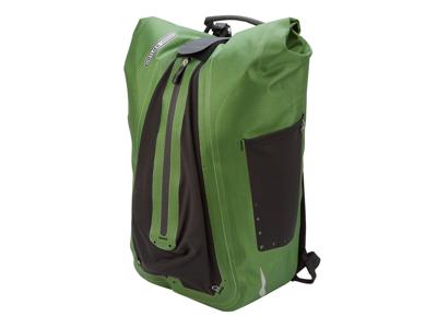 Ortlieb - Vario - Grön 20 liter - Cykelväska och ryggsäck i ett