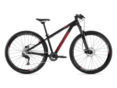 "Eightshot X-Coady 275 Race - MTB - 27,5"" - Svart/Orange"