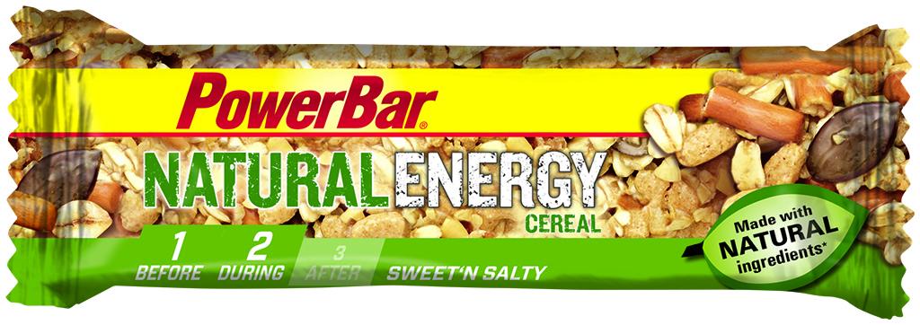 Powerbar Natural Energy - Sweet Salty 40 gram   Energy bar
