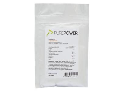 PurePower Recovery - proteinholdig restitutionsdrikk - bær/sitrus 50 kg