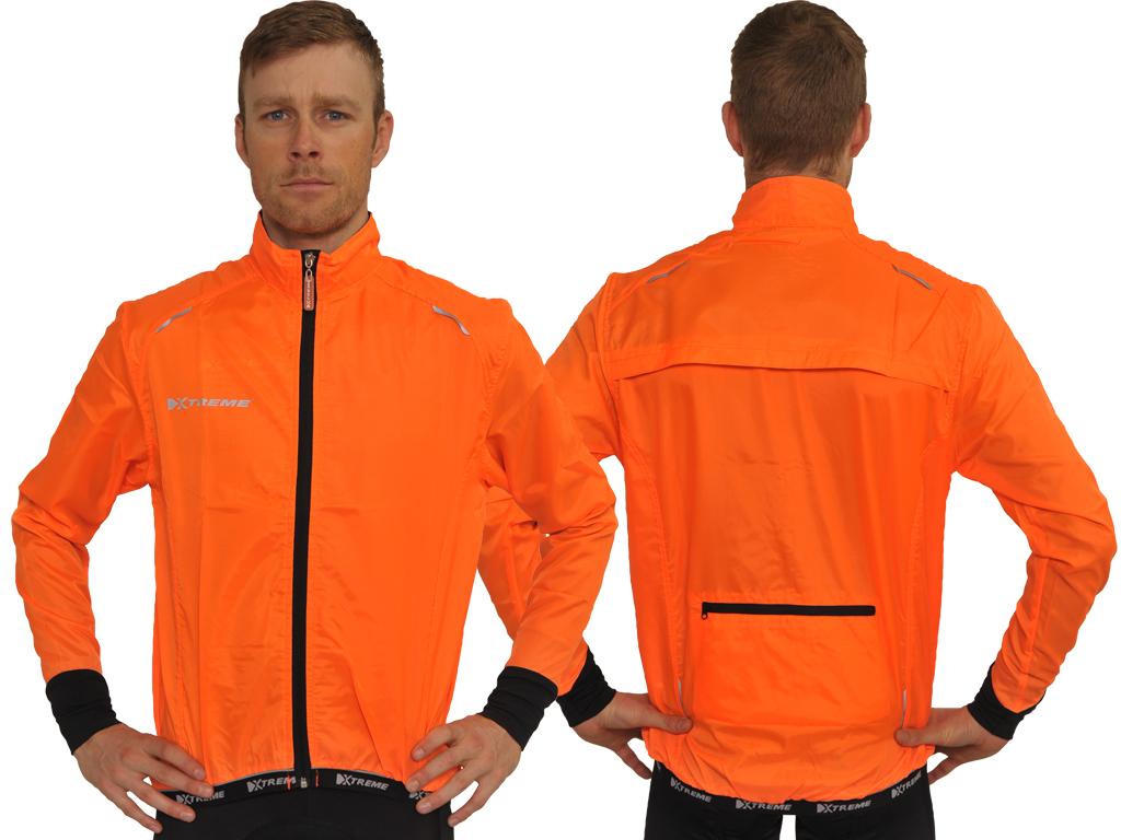 XTreme X-Screen - Overtræksjakke - Orange | Jackets