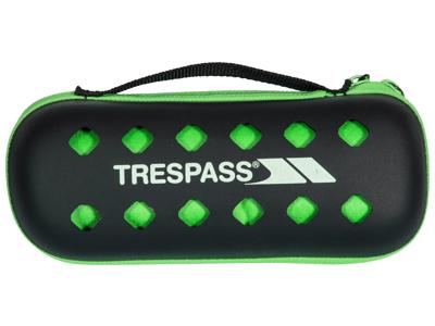 Trespass Compatto - Håndklæde i microfiber - Med etui - Grøn