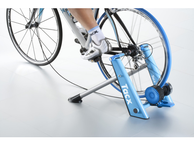 Tacx Blue Matic hometrainer - 10 trins justerbar magnet modstand