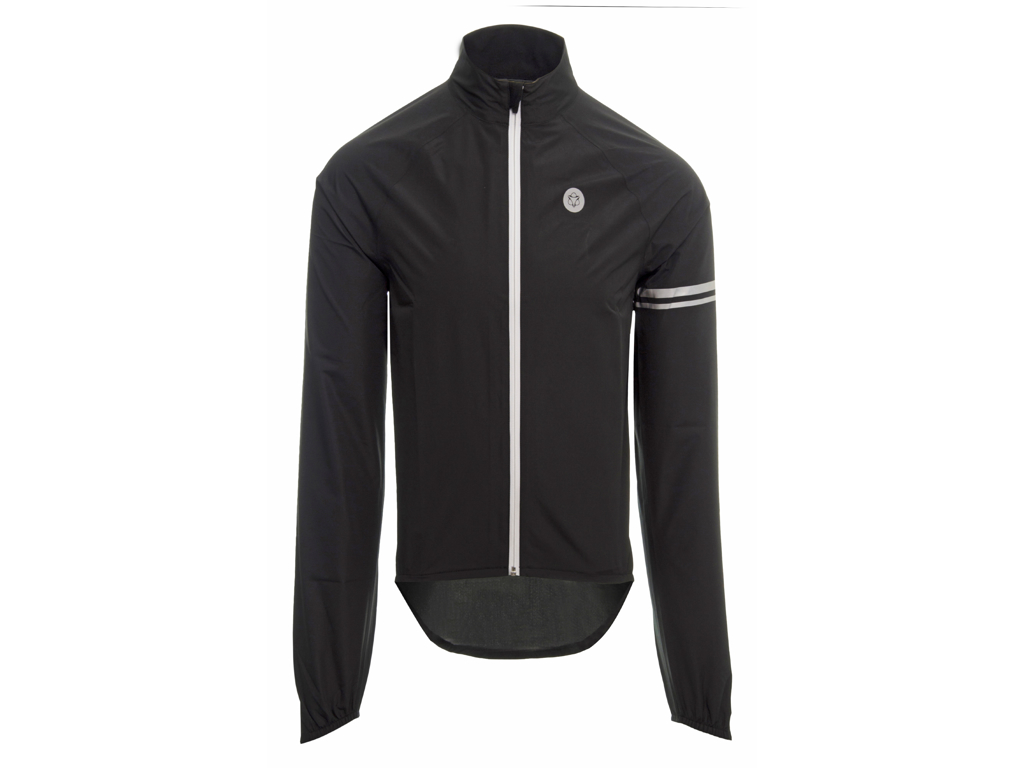 Image of   AGU Jacket Essential Rain - Dame cykelregnjakke - Sort - Str. M